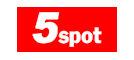 ロゴ:5spot